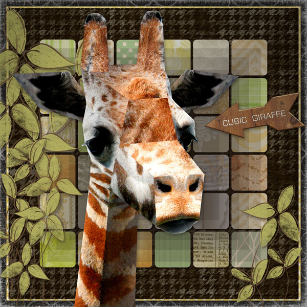 Cubic Giraffe - All Freebies