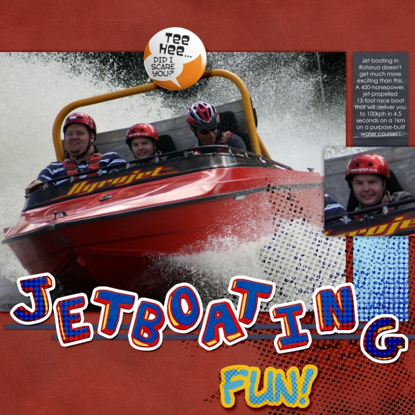 Jetboating