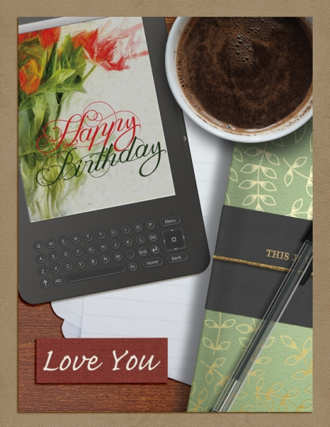 2015-01 Birthday Card for Dad