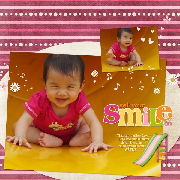Put Your Smile On