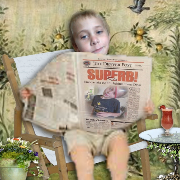 They say I`m SUPERB