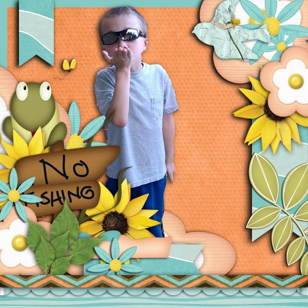 summer greetings from Jacob
