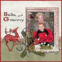 GRANNY AND BELLA