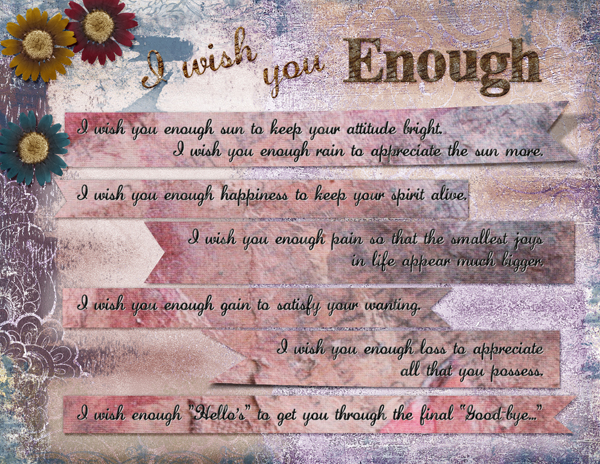 2014 Prayer IWishYouEnough 600