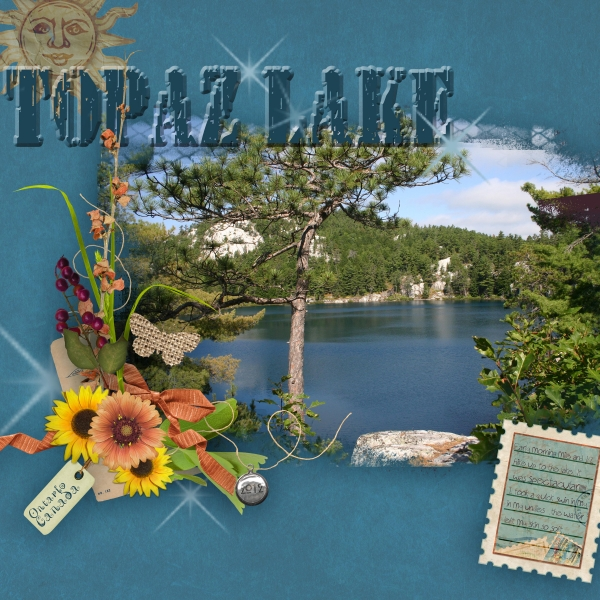 Sept. Gallery: Color -Topaz lake