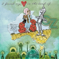 Scrap 10 Challenge Tin Man - Finding Your Heart