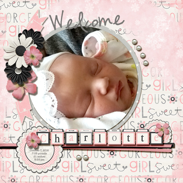 Welcome Charlotte