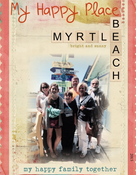 Weekend Challenge - Myrtle Beach 2015