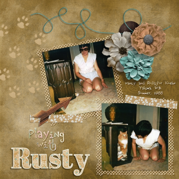 Playing With Rusty