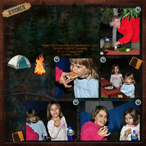 S'mores October 2011