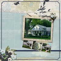 Touch of Nature Slow Scrap June 2015
