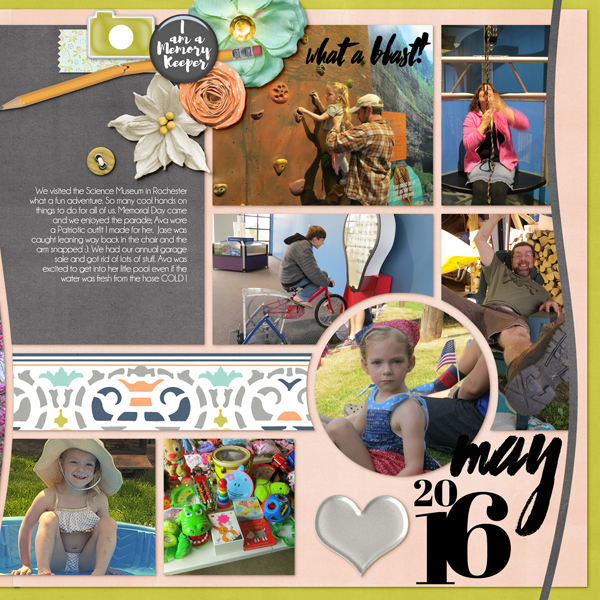 5 ProjectLife2016 May 600 R
