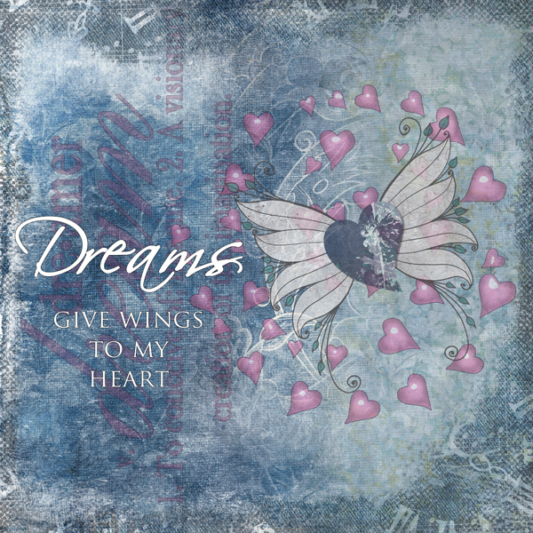 Dreams Give Wings