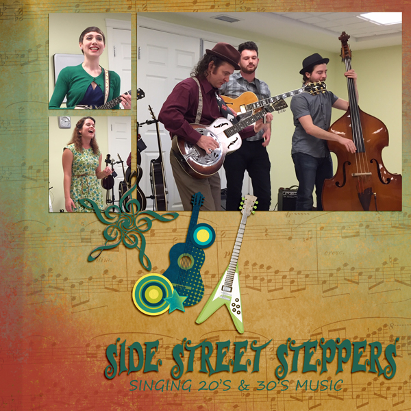 Side Street Steppers
