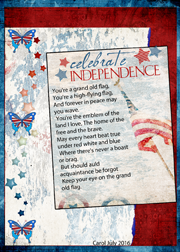 You're A Grand Old Flag -- July 2016 ATC