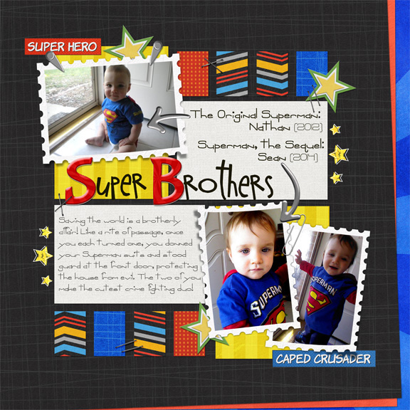 Super Brothers!