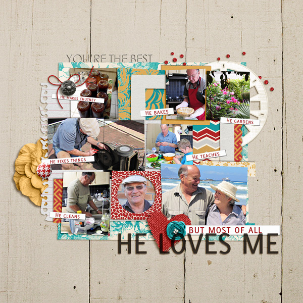 He Loves Me - for Belle