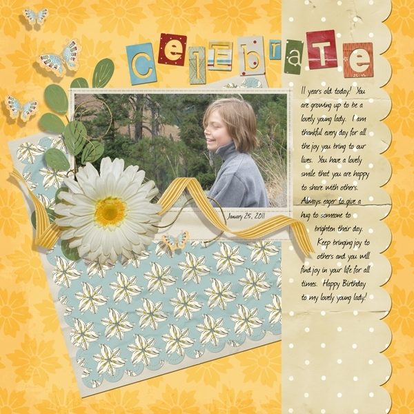 Tuesday freebie challenge 1-25-11