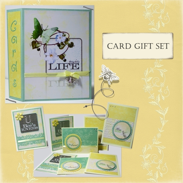 Bees Knees Gift Set