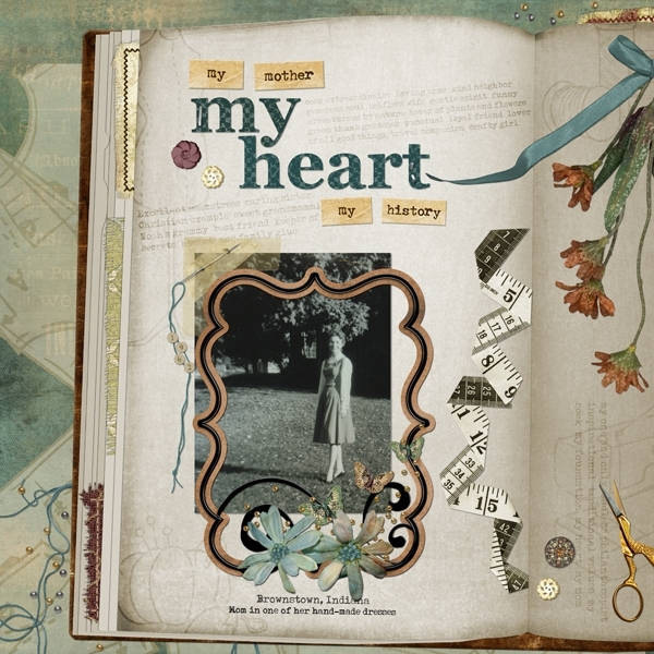 My Mother - My History - My Heart