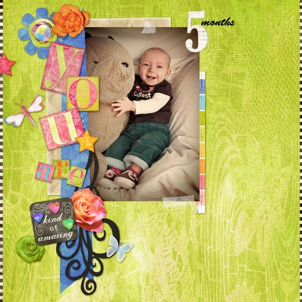 Thursday Challenge: Jiffy Page Altered!