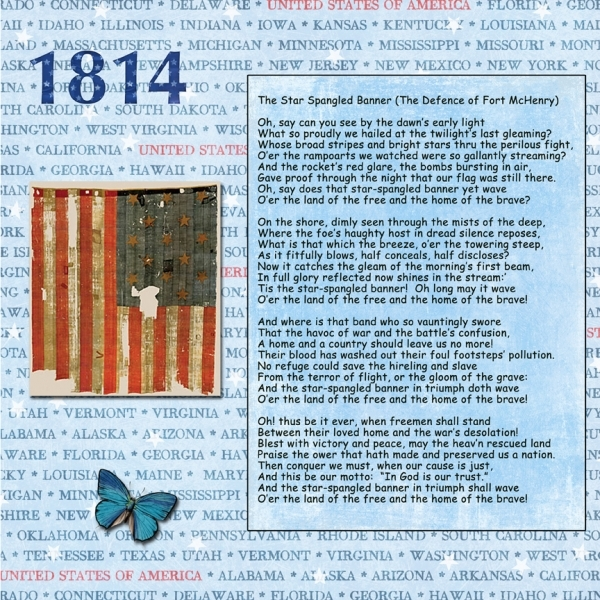 Monday 9-10-12 Challenge -- Star Spangled Banner Page 2