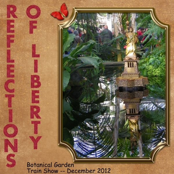 Friday 11-2-12 Customer Challenge -- Reflections of Liberty