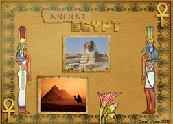 Dream Vacation -- Egypt