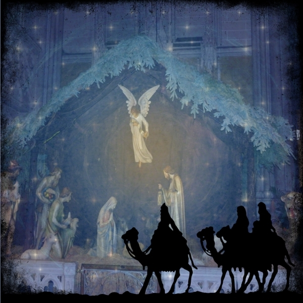 St. Patricks Cathedral Nativity