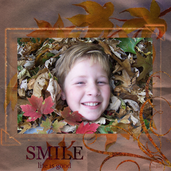 Smile Life is Good
