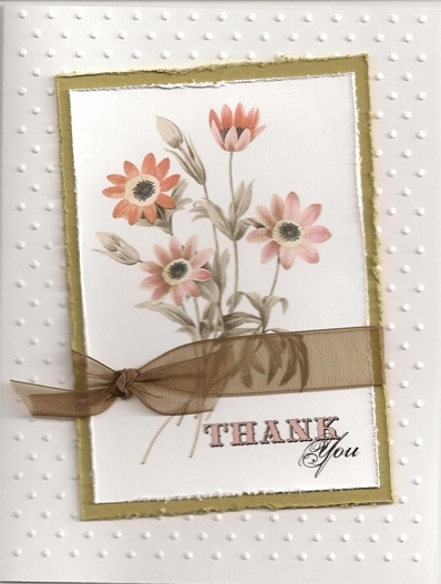 Thank You Card 1 For Ann