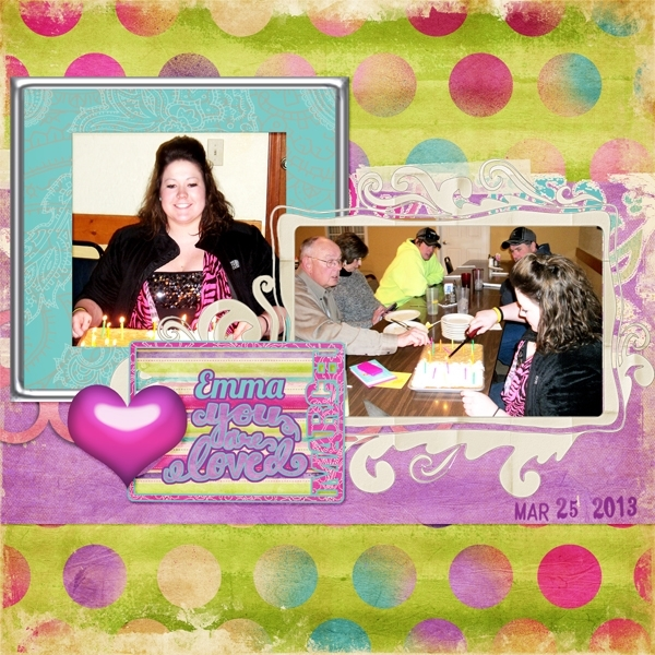 Friday Scraplift 3/29/2013