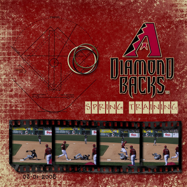 DBacks Spring Training