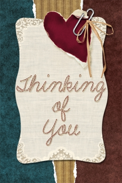 Card Chat 9/6 - Thinking of You