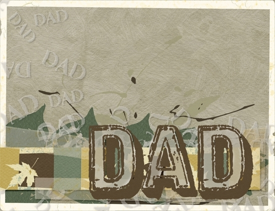 Creative Cards Chat - Fathers Day