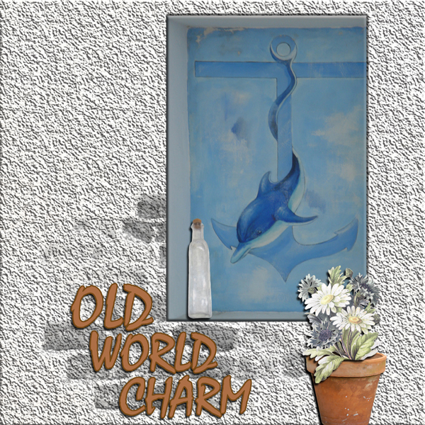 Jan. 23rd - Old World Charm