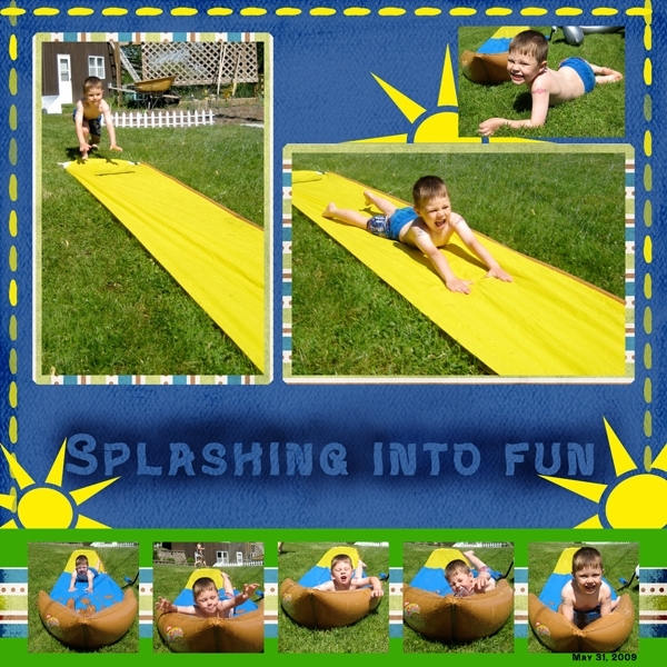 Task 12 Slip sliding fun