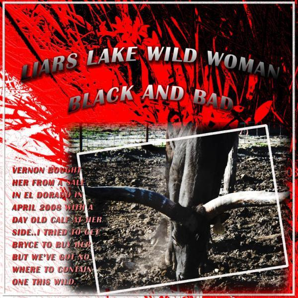 Liar's Lake Wild Woman