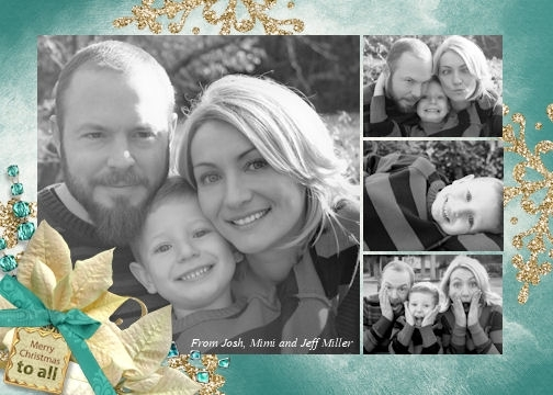 Our Christmas Card 2011
