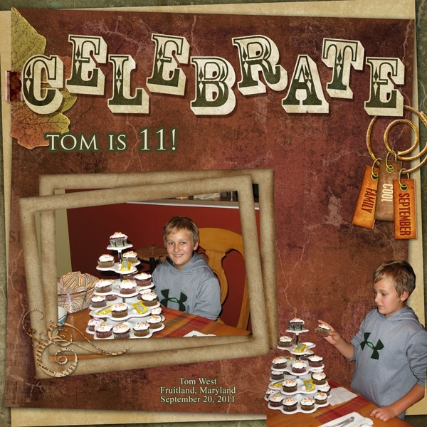 Tom is 11