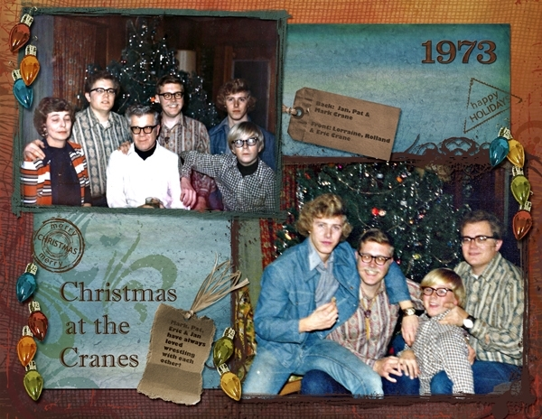 Christmas at the Cranes, 1973