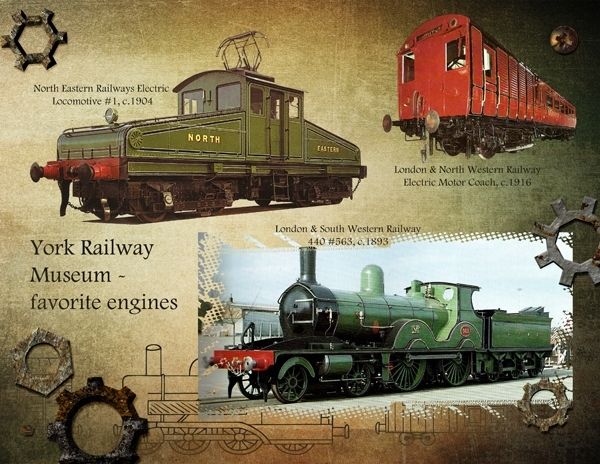York Railway Museum, p.2 of 2
