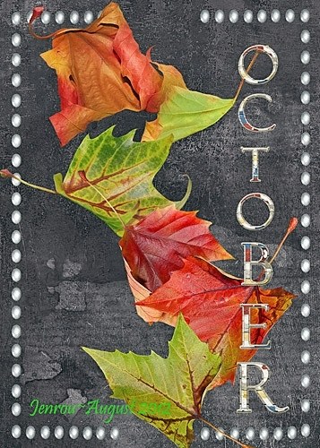 October Leaves-Aug ATC Swap