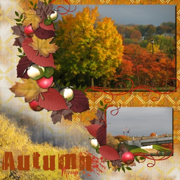 Simplify Sept. - Fall Colors