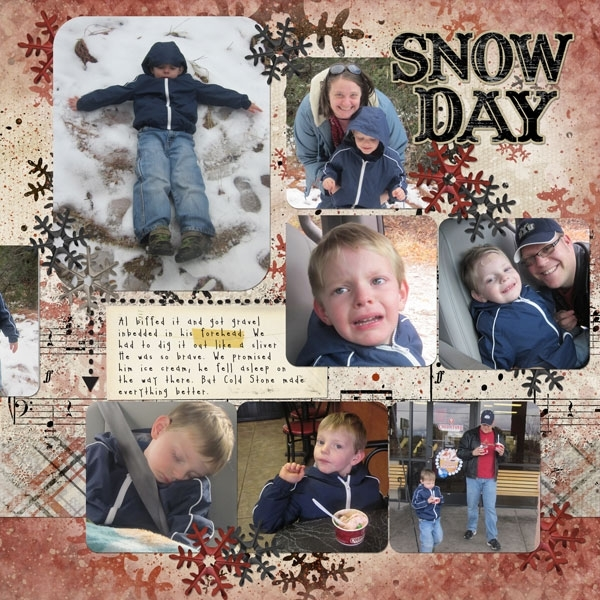 Dec: Snow Day (side 2)