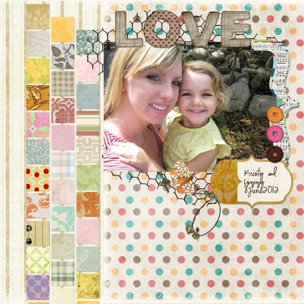 Freebie: Kristy and Lizzy
