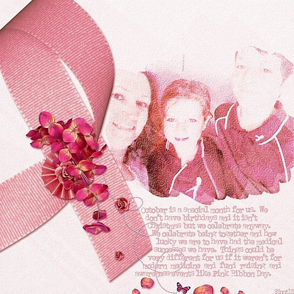 Pink Ribbon Day 2012