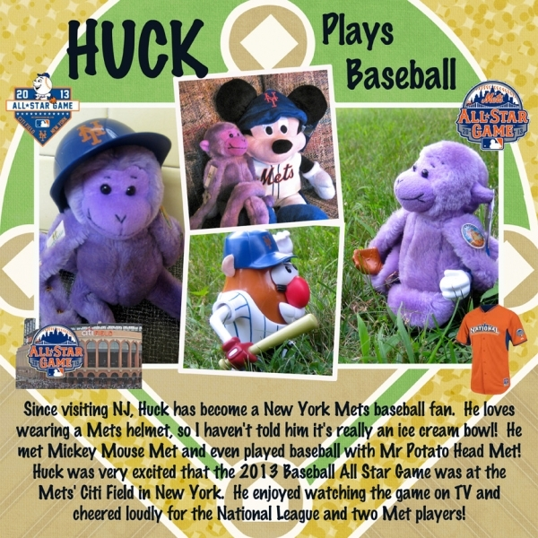 "Huckleberry: 6 ""Huck Plays Baseball"""