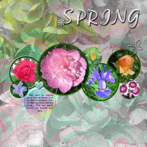"Re-JUNE-venate: Layout 1 - ""Spring 2012"""