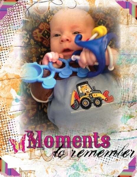 Thursday Challenge - Moments to Remember